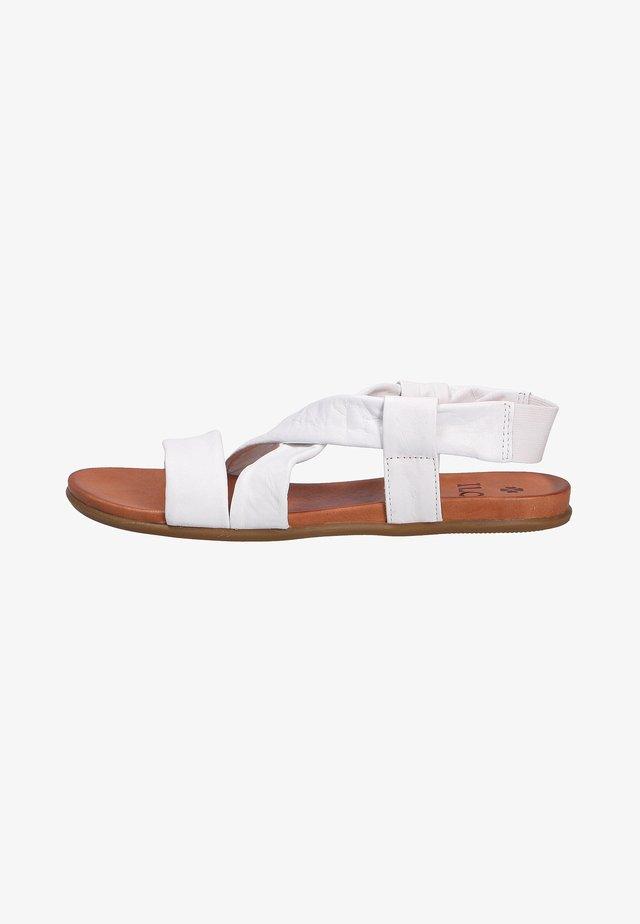 ILC FASHION - Sandales - white
