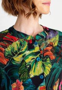 Ivko - TROPICAL MOTIF - Shirt dress - amazonas - 4