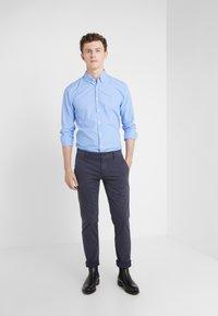 BOSS - MABSOOT SLIM FIT - Shirt - light blue - 1
