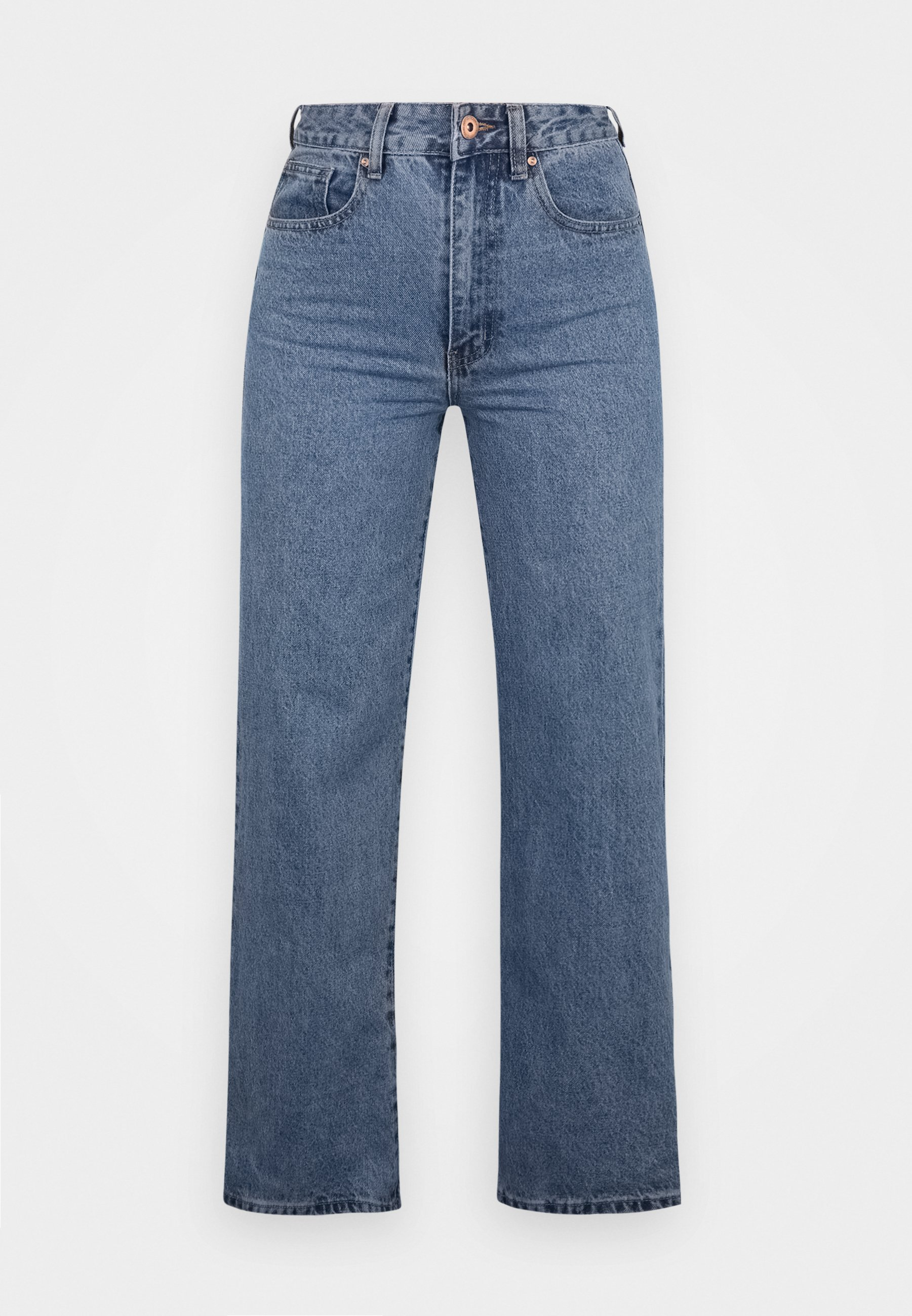 Women WIDE LEG - Relaxed fit jeans