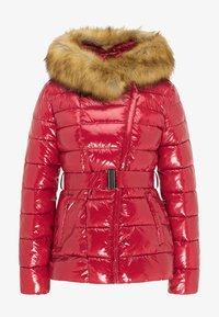 faina - Winter jacket - rot - 4