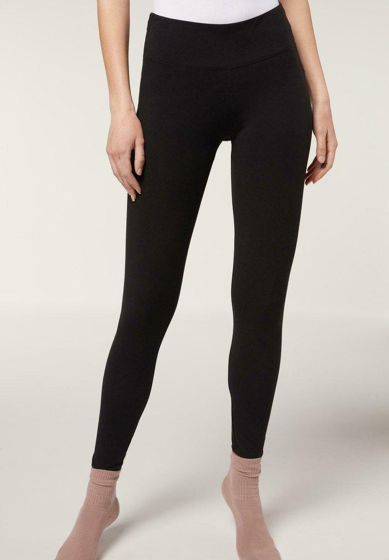 Calzedonia - Leggings - Trousers - nero