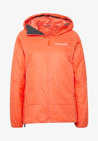 Norrøna - FALKETIND THERMO HOOD - Outdoor jacket - flamingo - 3