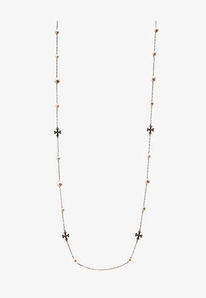 KIRA NECKLACE - Collana - gold-coloured/ivory