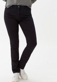 BRAX - Trousers - dark blue - 0