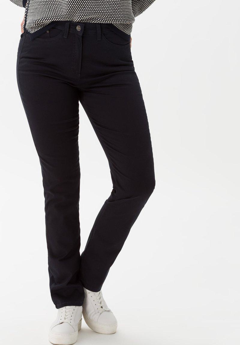 BRAX - Trousers - dark blue