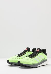 adidas Performance - SOLAR GLIDE BOOST SHOES - Neutral running shoes - siggnr/cwhite/cblack - 0