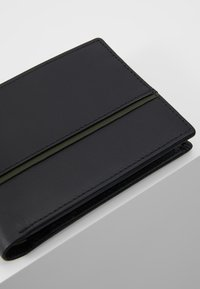 Zign - LEATHER - Peněženka - olive/black - 2