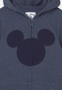 GAP - MICKEY MOUSE DISNEY - Zip-up hoodie - blue heather - 2