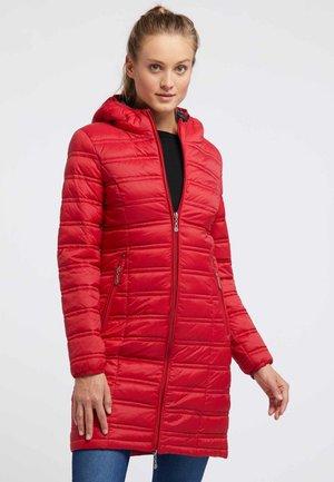 Veste d'hiver - dark red
