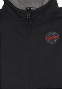 Burton - CROWN - Fleece jacket - true black - 4