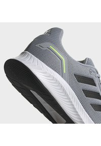 adidas Performance - RUNFALCON 2.0 SCHUH - Neutrala löparskor - grey - 10