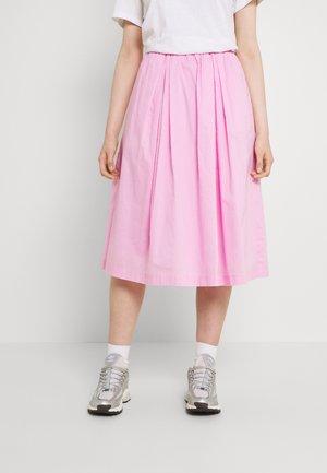 LEILA SKIRT - Spódnica plisowana - lilac sachet