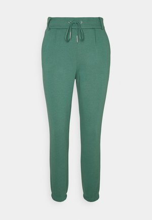 ONLPOPSWEAT EVERY LIFE ELASTIC - Tracksuit bottoms - blue spruce