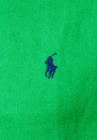Polo Ralph Lauren - SLIM FIT LINEN SHIRT - Shirt - golf green - 6