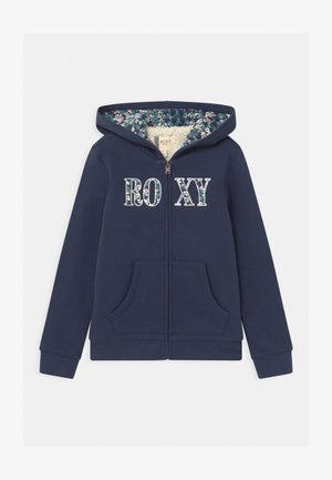 ISLAND IN THE SUN - Zip-up hoodie - mood indigo
