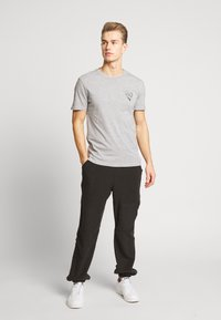 Pier One - T-shirt print - mottled grey - 1