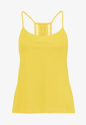 Top - spectra yellow