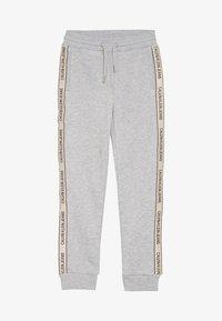 Calvin Klein Jeans - SIDE LOGO TAPE - Joggebukse - grey - 2