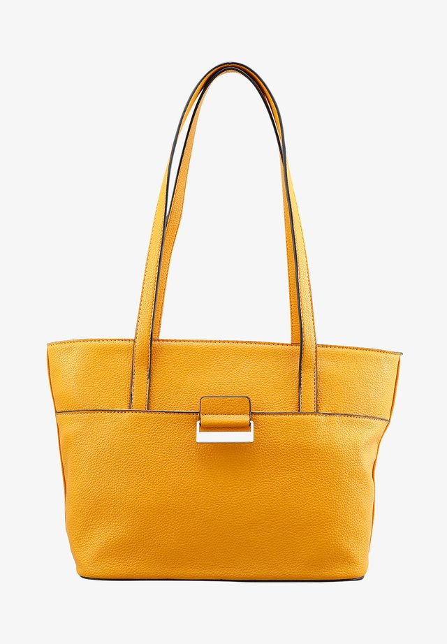 TALK DIFFERENT - Shopping bag - yellow