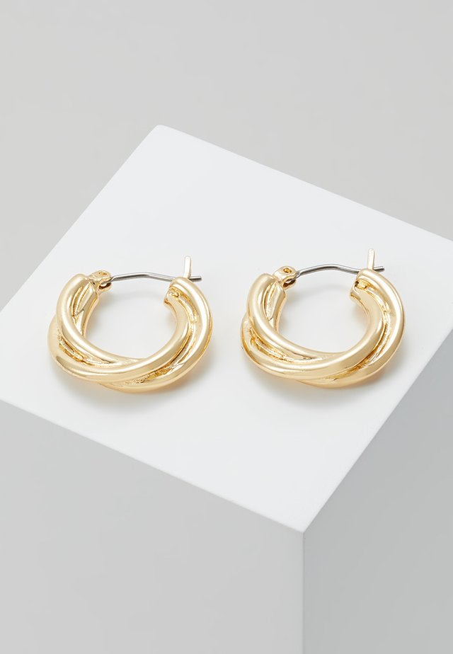 EARRINGS JEMIMA - Oorbellen - gold-coloured