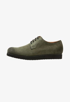 MARC - Casual lace-ups - olive