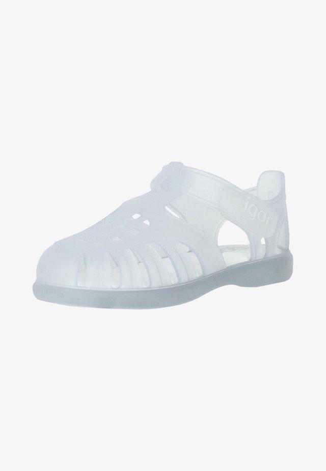 Sandalias de senderismo - blanco