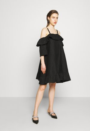 FLOSS DRESS - Day dress - black
