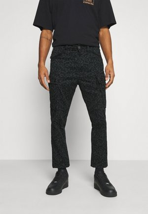 ROXIC STRAIGHT TAPERED PANT - Cargo trousers - forest