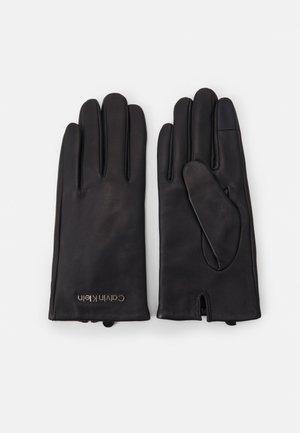 MUST GLOVES - Gloves - black