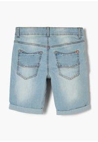 s.Oliver - REGULAR FIT  - Jeansshort - light blue - 1