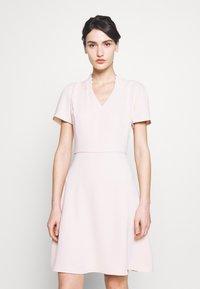 Emporio Armani - DRESS - Day dress - nude - 0