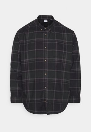 JJECLASSIC CHECK - Shirt - olive night