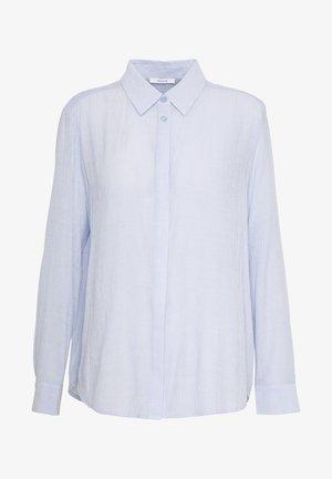 FORELA - Button-down blouse - morning blue