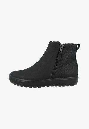 SOFT - Classic ankle boots - black