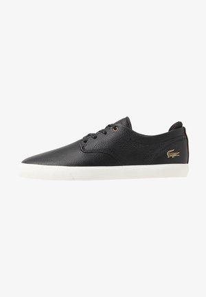 ESPARRE - Sneakers - black/dark brown