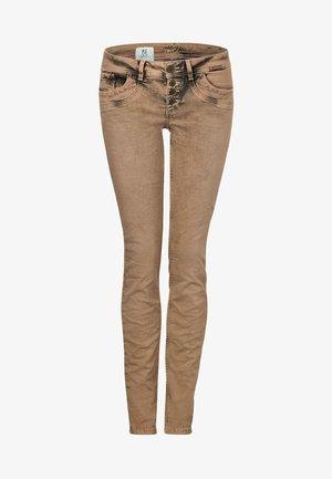 CRISSI - Slim fit jeans - brown