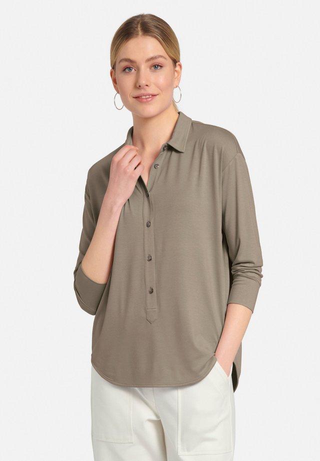 Skjortebluser - taupe