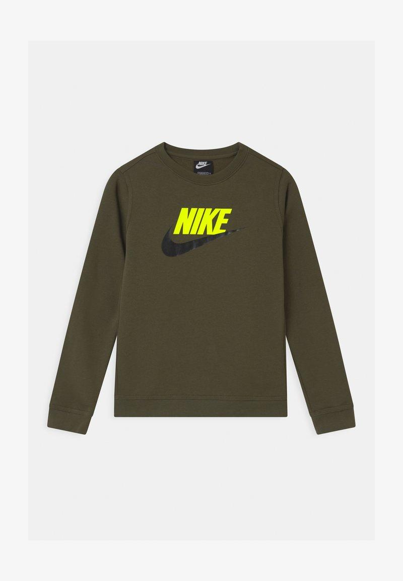 Nike Sportswear - CLUB CREW - Sudadera - cargo khaki