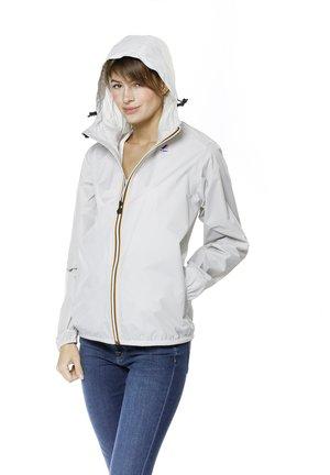 UNISEX LE VRAI CLAUDE - Zip-up hoodie - grey mid