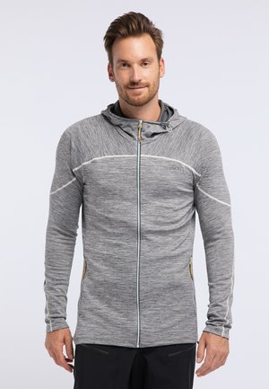 SHOAL - Chaqueta de entrenamiento - light grey melange