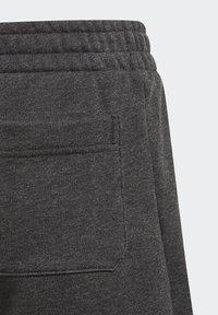 adidas Performance - FUTURE ICONS BADGE OF SPORT SHORTS - Sports shorts - black - 4