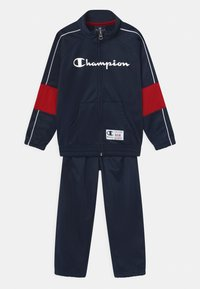 Champion - FULL ZIP SET UNISEX - Tracksuit - dark blue - 0