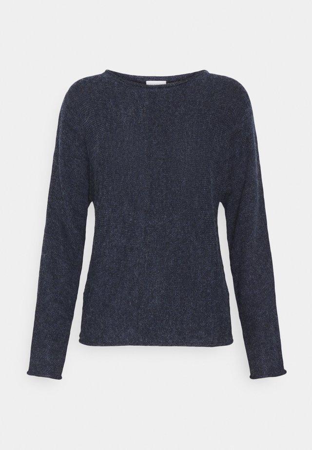 VISOLASS ONECK - Sweter - patriot blue
