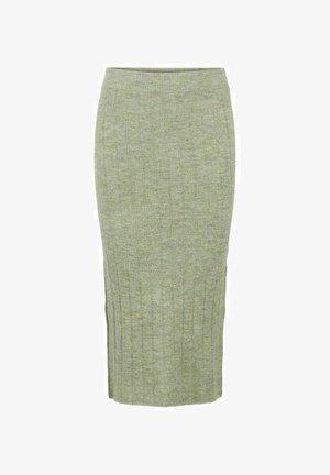 Maxi skirt - shadow