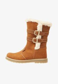 Friboo - Kotníkové boty - cognac - 1