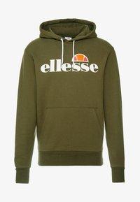 Ellesse - GOTTERO - Hoodie - khaki - 3