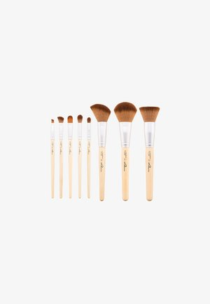 BAMBOO'S LEAF - Set de brosses à maquillage - -