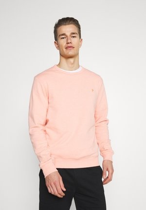 TIM CREW - Sweater - apricot marl