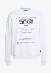 Versace Jeans Couture - FELPE UOMO - Sweater - white - 3